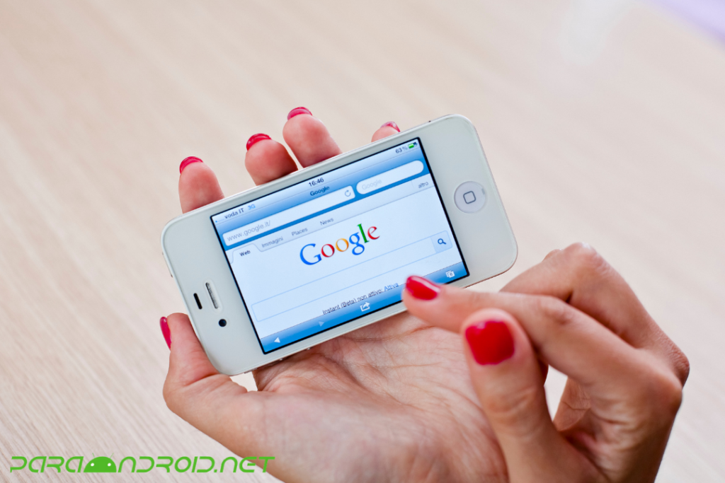 Cómo pasar contactos vía Google