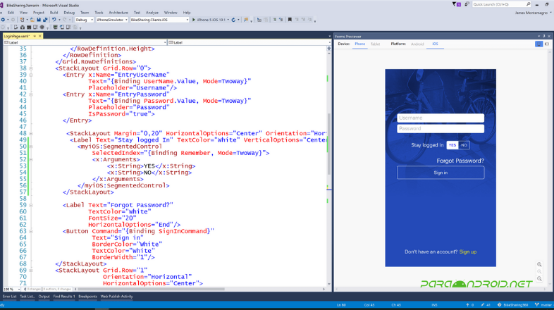 Cómo descargar Xamarin en Visual Studio