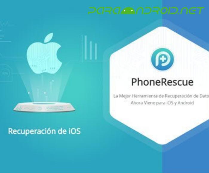 ¿Qué es PhoneRescue?