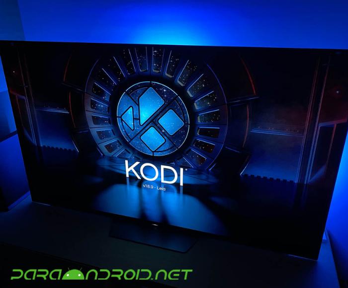 Con KODI podrás ver todos los canales de la TV Box