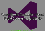 Visual Studio Comunity - Visual Studio Code vs Visual Studio